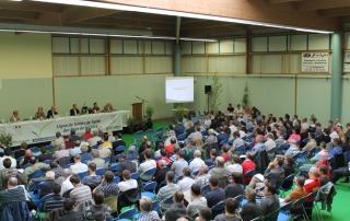 Assemblée générale du tennis de table le 30 juin 2013 à la Pommeraye