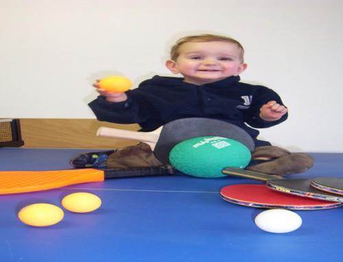 Un exemple de séances Baby Ping