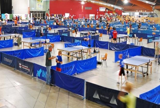 Championnat par quipes classement officiel de la phase 1 tennis de table ligue des pays de - Classement individuel tennis de table ...