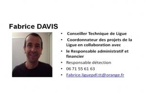 F DAVIS