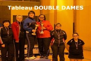 tableau Double  DAMES