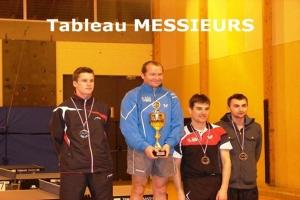 tableau MESSIEURS