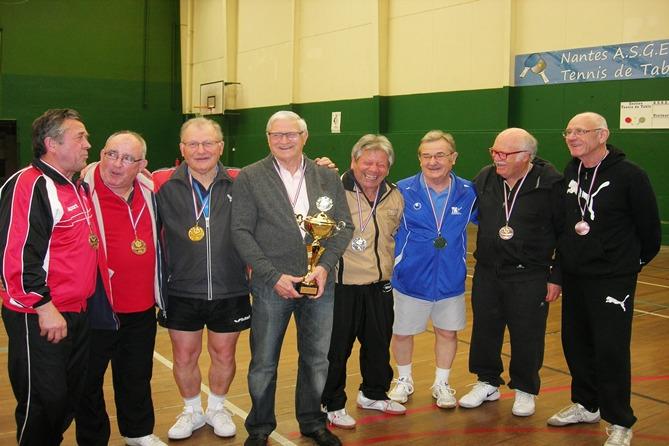 Coupe nationale v t rans les podiums tennis de table - Ligue des pays de la loire tennis de table ...