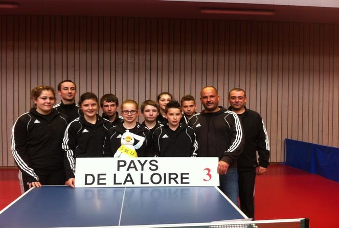 R sultats live des championnats de france des r gions - Ligue pays de la loire tennis de table ...