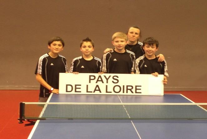 Photo 2 tennis de table ligue des pays de la loire - Ligue des pays de la loire tennis de table ...