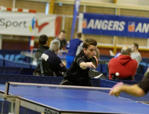 Open Slovénie handi sport adapté