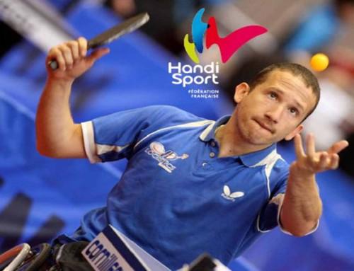 Handisport : des ligériens champions de France à Ceyrat