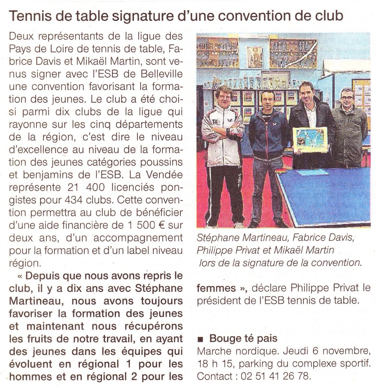 Presse tennis de table ligue des pays de la loire - Ligue des pays de la loire tennis de table ...