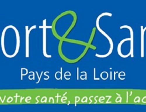 Lancement du site sport santé de la région Pays de la Loire