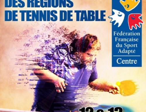 Résultats du championnat de France des régions de sport adapté