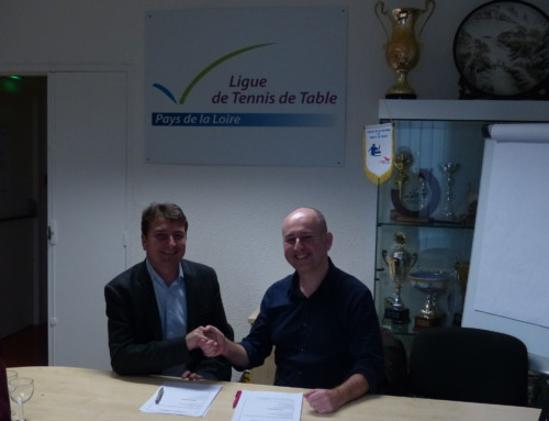 Emission tv soyons sports au creps de nantes tennis de - Ligue de tennis de table poitou charentes ...
