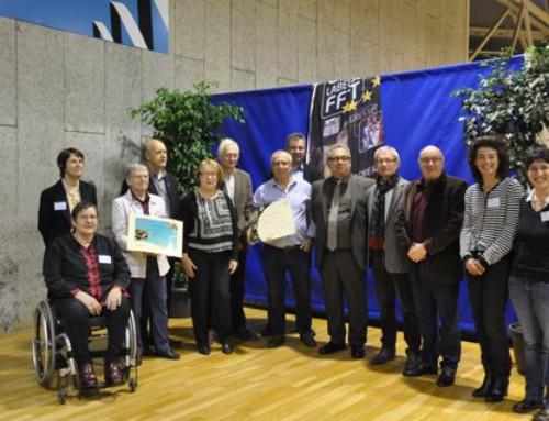 Le TTC Nantes Atlantique labellisé fédéral et régional
