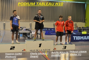 podium H10