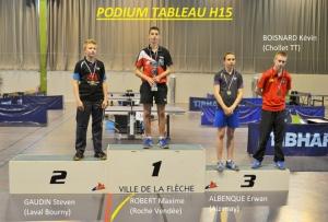 podium H15