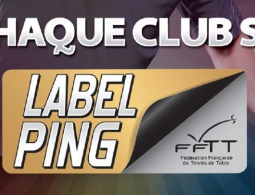 Label club : validation de la liste des clubs au 18 janvier 2019
