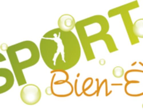 Stage « Ping Santé – Bien Etre » du 07 au 11 septembre 2015