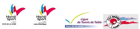 Stage de perfectionnement handisport les 23 et 24 octobre - Ligue des pays de la loire tennis de table ...