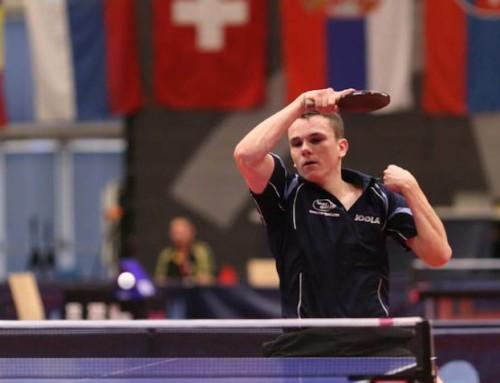 Matéo BOHEAS, 3ème par équipe aux Championnats d'Europe Handisport