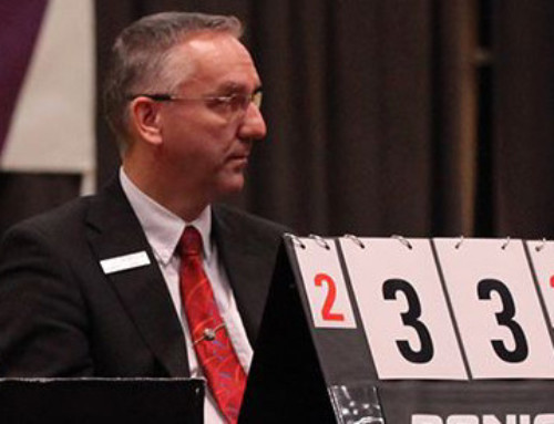 Promotion des championnats du monde juniors : message aux arbitres
