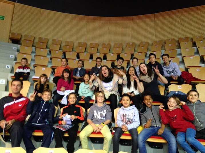20 jeunes de La Romagne