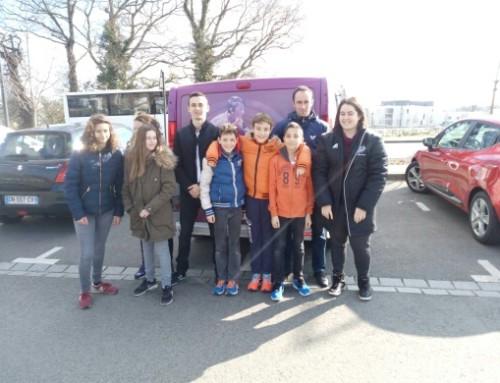 Une jeune délégation des PDL en Roumanie