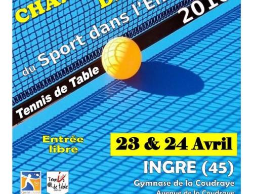 Championnats de France Corpos à Ingré : 6 podiums pour les PDL