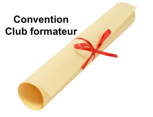 Convention club Formateur 2016-2017