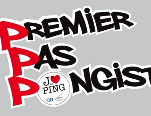 Premier Pas Pongiste