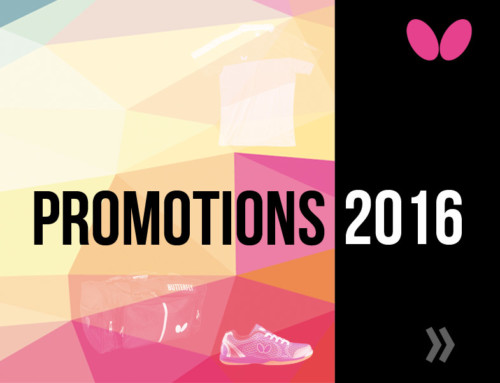 Promotion butterfly 2016