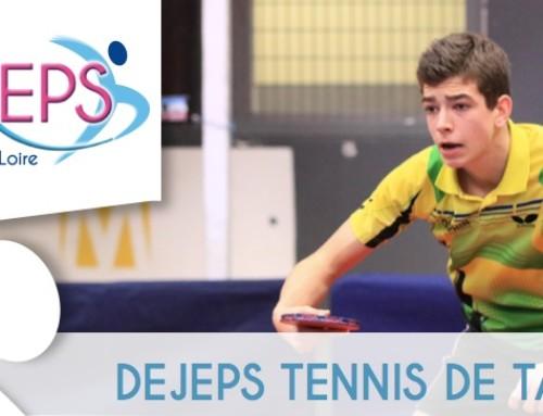 Inscriptions à la Formation DEJEPS : Date limite 20 mars 2017…