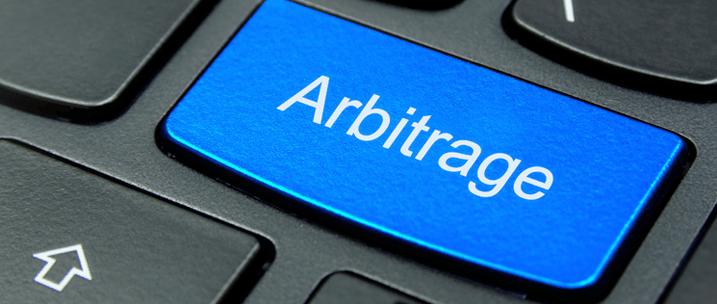 arbitrage rebate
