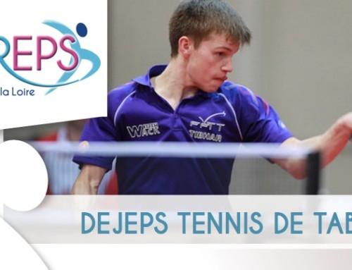 Inscriptions Formation DEJEPS Nantes 2018/2019