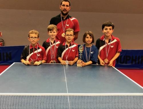Mini InterLigues : 5 médailles pour nos jeunes Ligériens