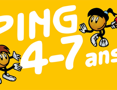 """Le """"Guide du Ping 4-7 ans"""""""