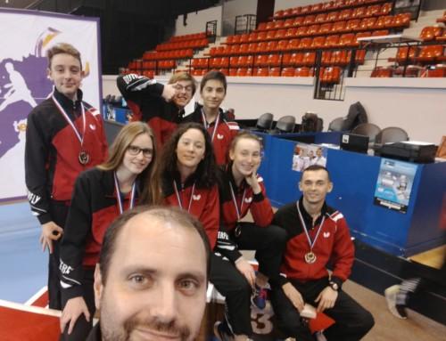 Championnats de France des Régions, un grand bravo