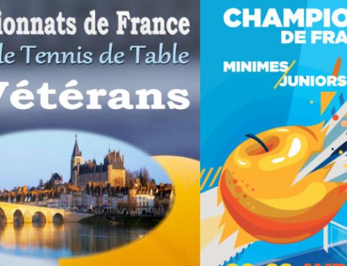 Championnats de France Vétérans – Minimes/Juniors : les résultats complets
