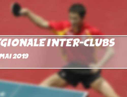 Coupe Régionale Inter-clubs : Les inscriptions