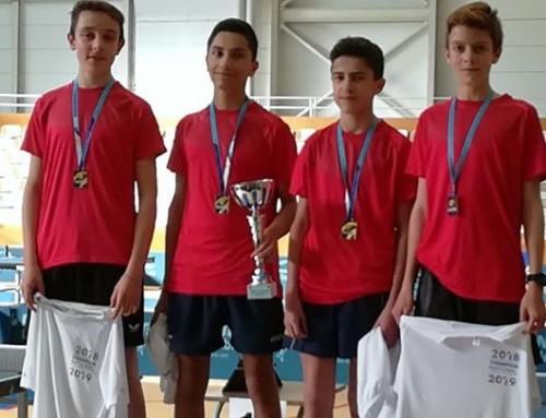 Championnats de France USGEL, 14 médailles