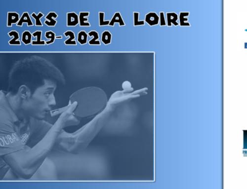 Team Pays de la Loire 2019-2020