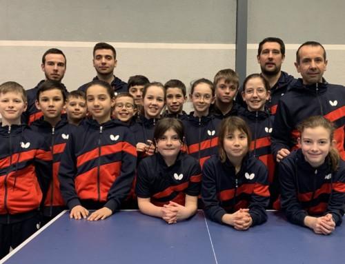 Championnats de France des Régions : 3 médailles d'argent et le Challenge Pierre Ceccaldi
