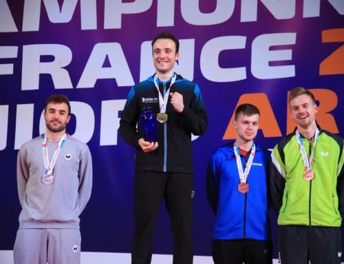 Championnats de France Seniors, une moisson de médailles
