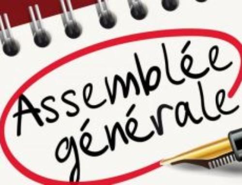 REPORT Assemblée générale élective de la LIGUE au 26 septembre 2020