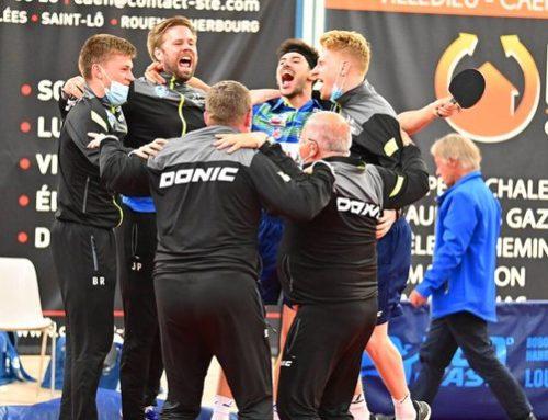 Les Loups d'Angers Champions de France
