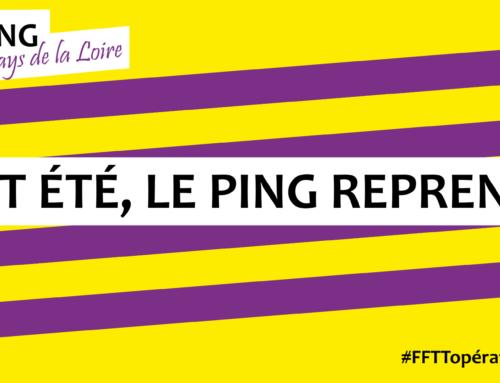 Lancement de l'Été Ping en Pays de la Loire