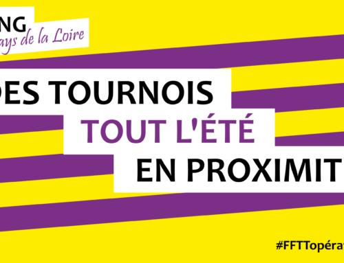 Lancement du calendrier des tournois d'été en Pays de la Loire