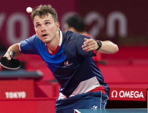 Matéo Bohéas qualifié pour les quarts de finale des Jeux Paralympiques