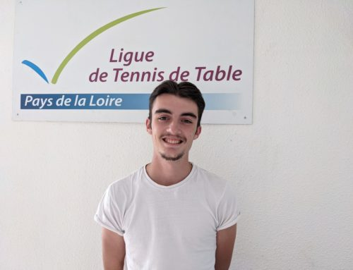 Sacha Le Thiec nouvel alternant pour la saison 2021-2022