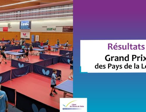 Retrouvez tous les résultats du Grand Prix des Pays de la Loire 2021