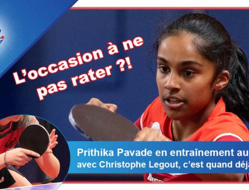Le Mans Sarthe TT accueille Prithika Pavade ce jeudi 7 octobre